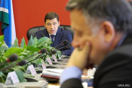 Заседание правительства с Куйвашевым. Екатеринбург, куйвашев евгений, киселев виктор