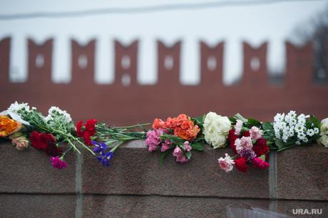 Траурное шествие памяти Бориса Немцова в Москве