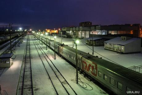 Клипарты. Сургут , поезд, железнодорожный вокзал, железная дорога, пути, жд