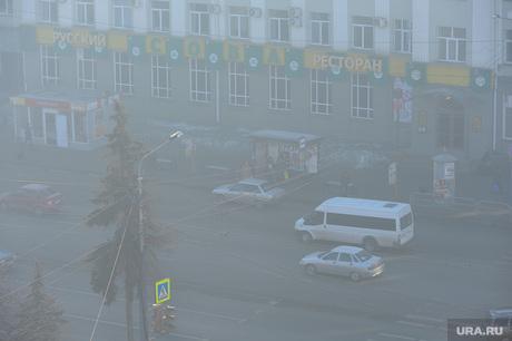 Экология. Выбросы. Дым. Челябинск., дым, экология, атмосфера, врздух