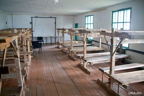 Музей Пермь 36, колония, нары, лагерь