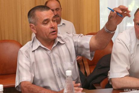 Заседание аграрного комитета облдумы Курган, мишуков владимир