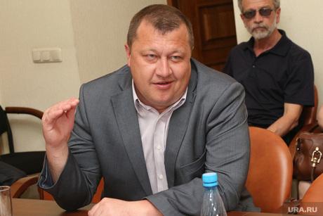 Заседание экономического комитета облдумы Курган, пугин сергей