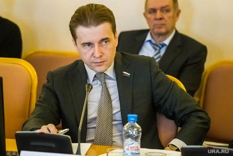 Комитет по бюджету и финансам, тюменская областная Дума. Тюмень, горицкий дмитрий