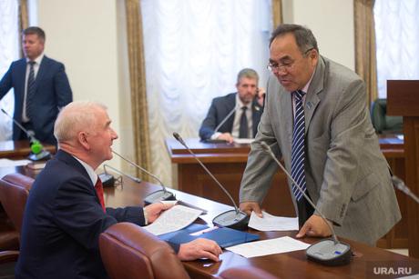 Заседание по реформе МСУ в полпредстве по УрФО. Екатеринбург, харючи сергей, корепанов сергей