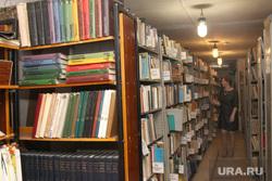 Библиотека Островского Курган, библиотека
