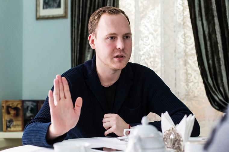 Станислав Апетьян. Тюмень
