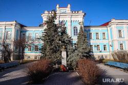 Здания Тюмени, сельхозакадемия