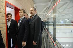 Открытие ледовой арены