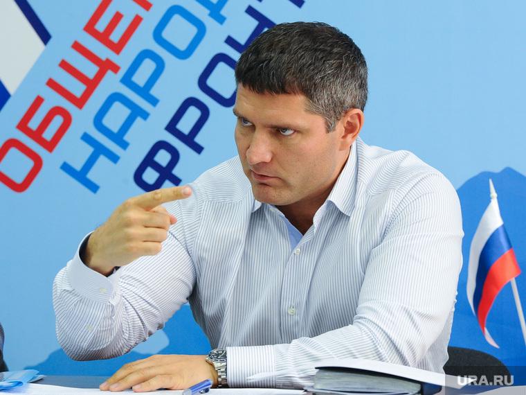 ОНФ. Челябинск., портрет, рыжий денис