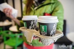 Кофейни. Екатеринбург, кофе в стакане, coffee box