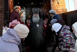 Празднование Пасхи. Курган, архиепископ константин, пасха