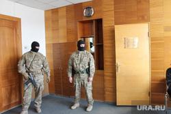 Обыски в администрации Карабаша. Челябинск, маски-шоу, обыск