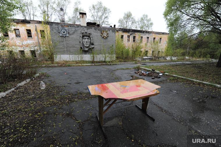 Танковое училище. Челябинск., мемориал