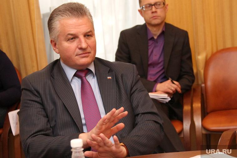 Комитет областной Думы по экономике Курган, семенов виктор