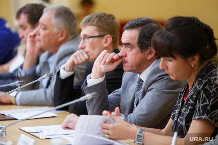 Президиум правительства СО по вопросам исполнения майских указов. Екатеринбург, бадаев феликс