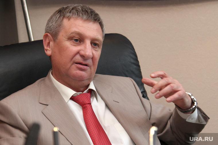 Сергей Муратов. Курган