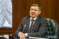 Пресс-конференция губернатора Владимира Якушева итоговая за 2014 год. Тюмень