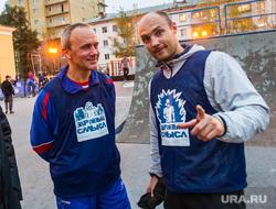 Олег Чемезов играет в футбол. Тюмень, чемезов олег, потапов андрей