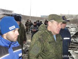 Генерал Ленцов и ОБСЕ в Донецком аэропорту, Ленцов Александр, генерал полковник Ленцов, донецкий аэропорт