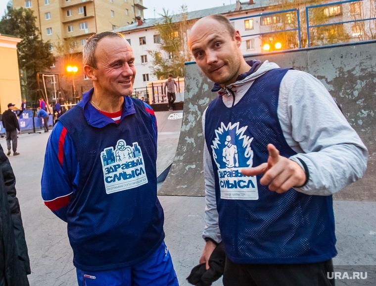 Олег Чемезов играет в футбол. Тюмень, чемезов олег, потапов андрей, здравый смысл