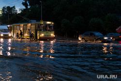 Последствия ливня г. Екатеринбург, потоп, наводнение