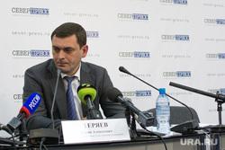 Юрий Теряев, пресс-конференция в Север-Пресс, теряев юрий