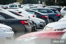Пресс-конференция в ИНТЕРФАКС по застрахованным вкладам., машины во дворе, автостоянка