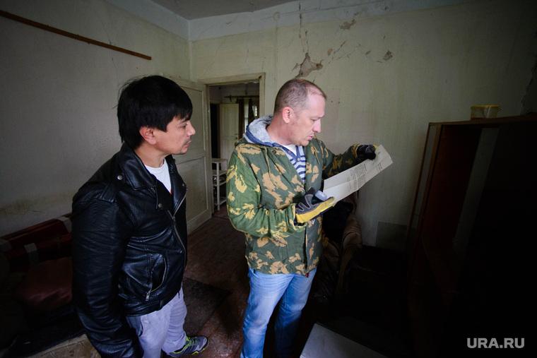 В поисках пыточной у городского ГИБДД. Екатеринбург