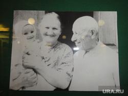 Уголок Спектора в музее госпиталя ветеранов