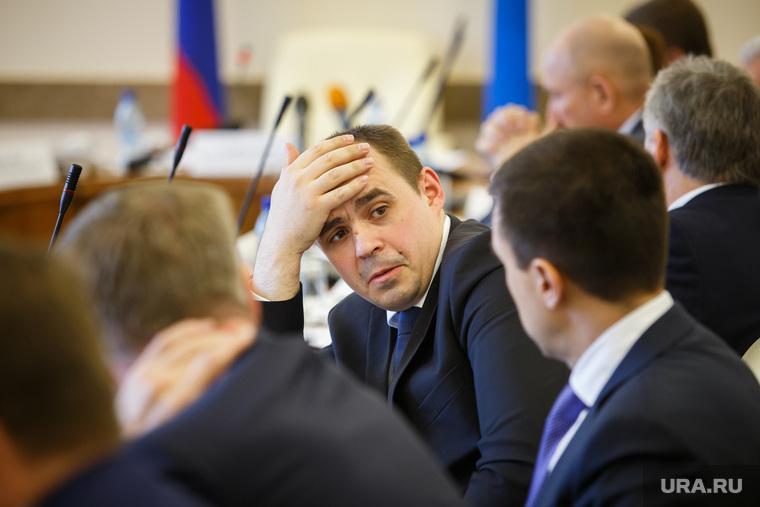 Заседание правительства с Евгением Куйвашевым. Екатеринбург, мисюра андрей