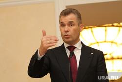Павел Астахов и Евгений Куйвашев, астахов павел, детский омбудсмен