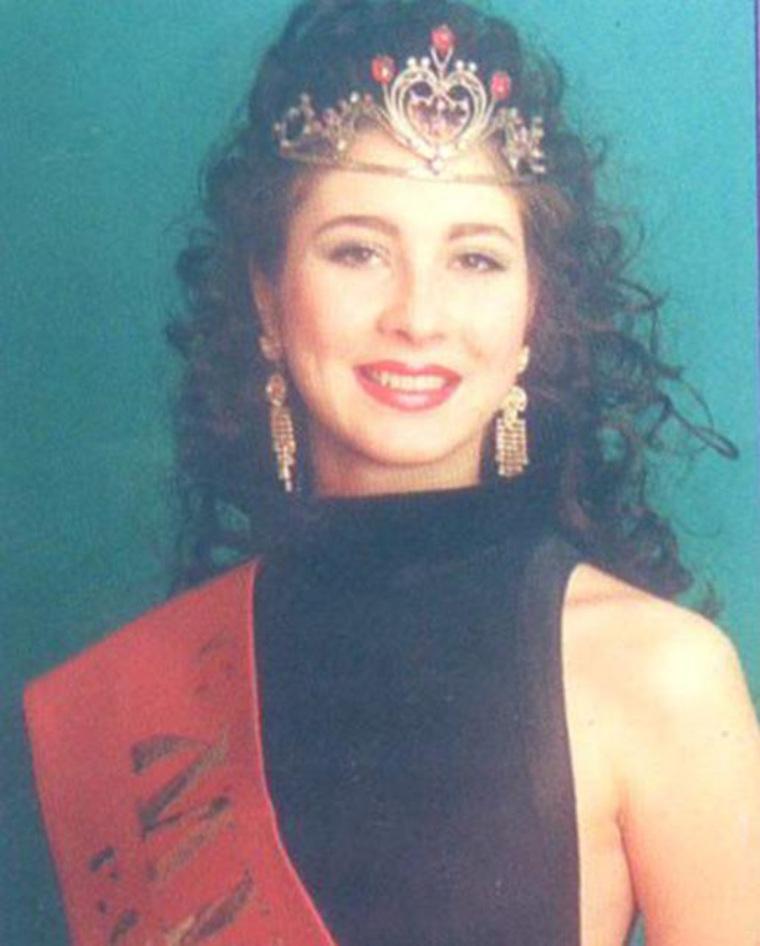 Мисс Екатеринбург все годы, Нина Булдакова 1997 год wwwwdayru