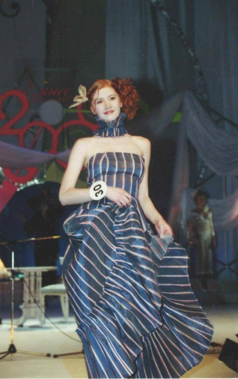 Мисс Екатеринбург все годы, Евгения образцова 2000