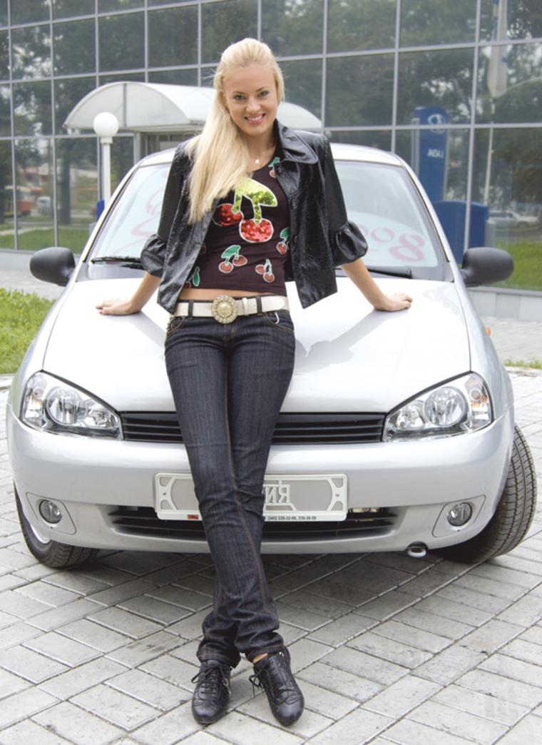 Мисс Екатеринбург все годы, Екатерина Попкова 2008