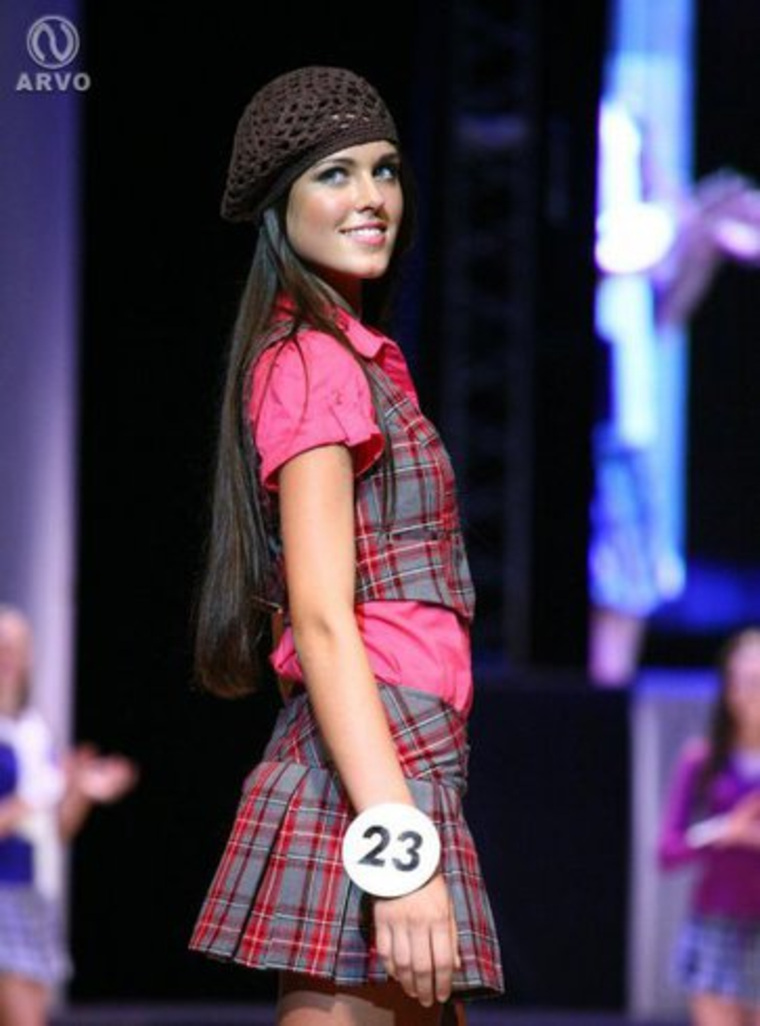Мисс Екатеринбург все годы, Ирина Антоненко 2009