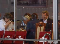 Руководители, депутаты, главы городов и районов на хоккее. Челябинск., литовченко анатолий, ресторан, шаталова людмила