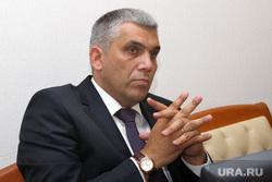 Совещание у Губернатора  Курган, скиндерев роман