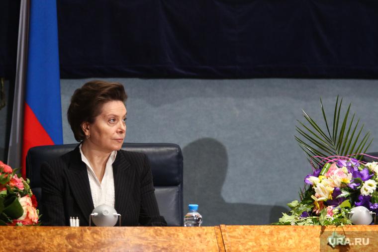 Выборы губернатора ХМАО. Ханты-Мансийск, комарова наталья
