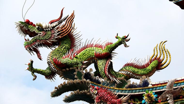 Открытая лицензия на 19.08.2015. Китай, дракон, китай