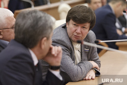 Встреча Куйвашева с депутатами заксобрания.  Екатеринбург, касимов евгений