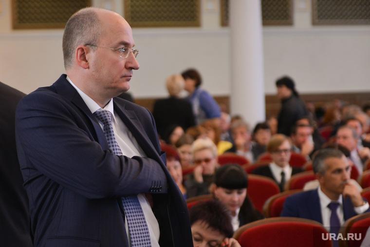 Конференция Единая Россия. Челябинск., цепкин олег