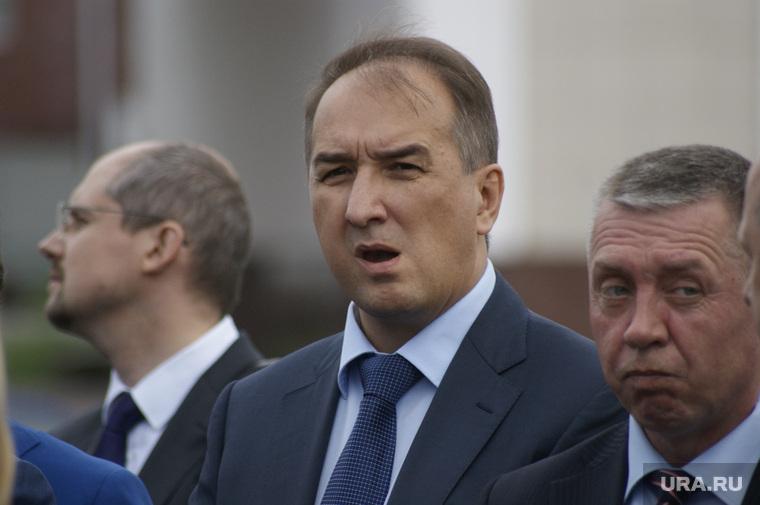 Министры в Ханты-Мансийске