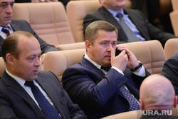 Награждение общественных активистов в резиденции губернатора. Екатеринбург, грипас валентин, пересторонин сергей