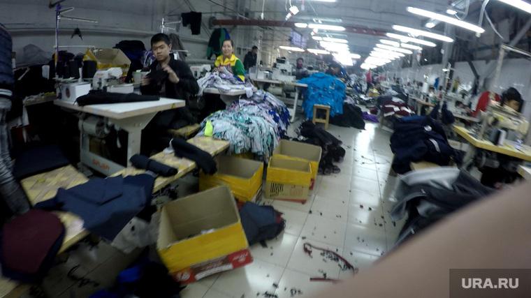 Швейная фабрика от Гункевича