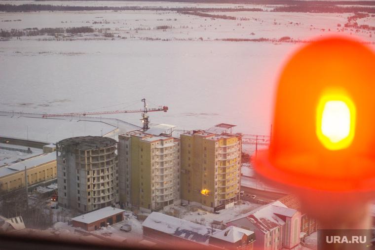 Обновленная стела. Экскурсия для СМИ. Ханты-Мансийск, недвижимость, новостройка, кризис жилья