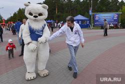 Общественно политический вернисаж. Челябинск., единая россия