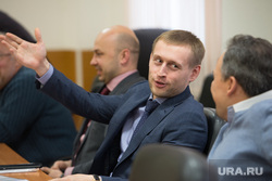 Бриффинг и несостоявшаяся комиссия в гордуме. Екатеринбург, караваев александр