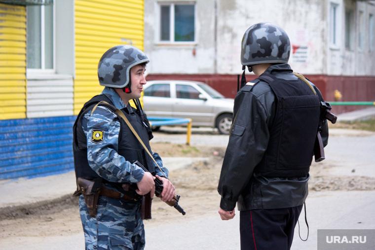 Захват заложников. Нижневартовск