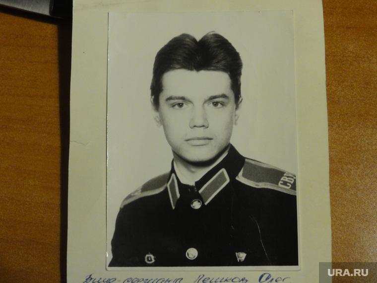 Первая любовь и близкий друг погибшего пилота Су-24 по суворовскому училищу Свердловска, Пешков Олег